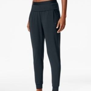 Nike Obsessed Dry Foldover Training Pants Size Med